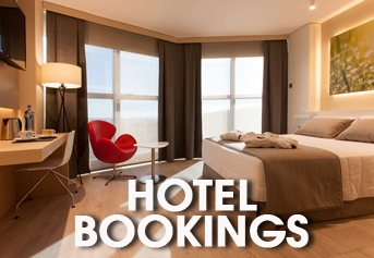 BICISPRINT EXPERIENCE HOTEL BOOKINGS